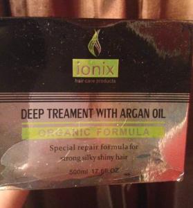 ionix hair