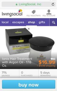 ionix price
