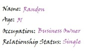 randon info2